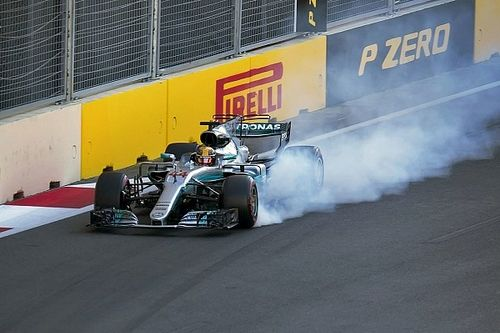 F1 drivers expect crazier race in Baku