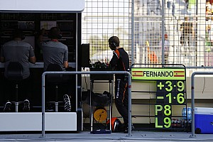 Formula 1 Son dakika Honda: Bakü'deki ilk puanlar McLaren'ı rahatlattı