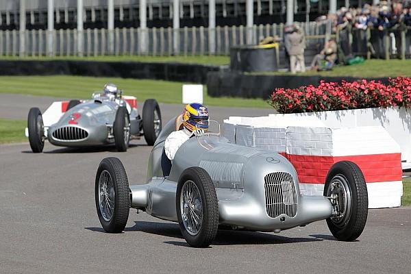 Mercedes annonce un programme chargé à Goodwood