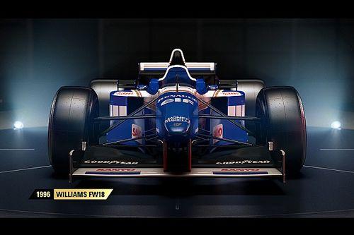Une autre Williams Championne du monde dans F1 2017