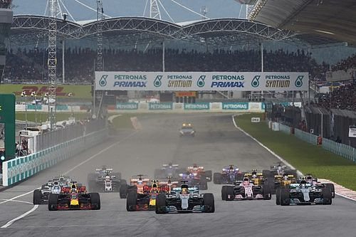 FIA clamps down on drying F1 grid slots