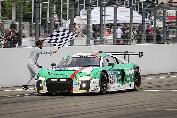 Langstrecke Rennbericht 24h Nürburgring 2017: Land Motorsport siegt in dramatischem Chaos-Finish