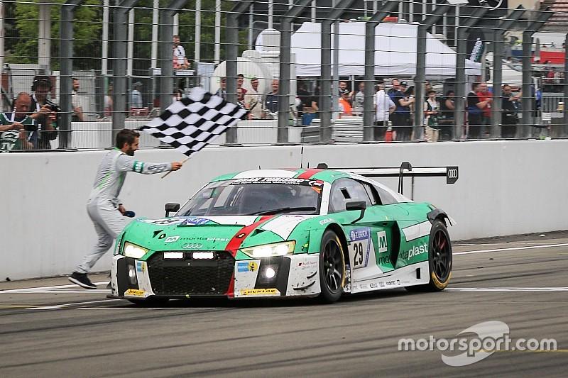 24h Nürburgring 2017: Land Motorsport siegt in dramatischem Chaos-Finish