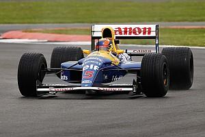 Retro Nieuws Mansells F1-bolide uit 1992 keert terug naar het circuit