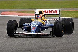Mansells F1-bolide uit 1992 keert terug naar het circuit