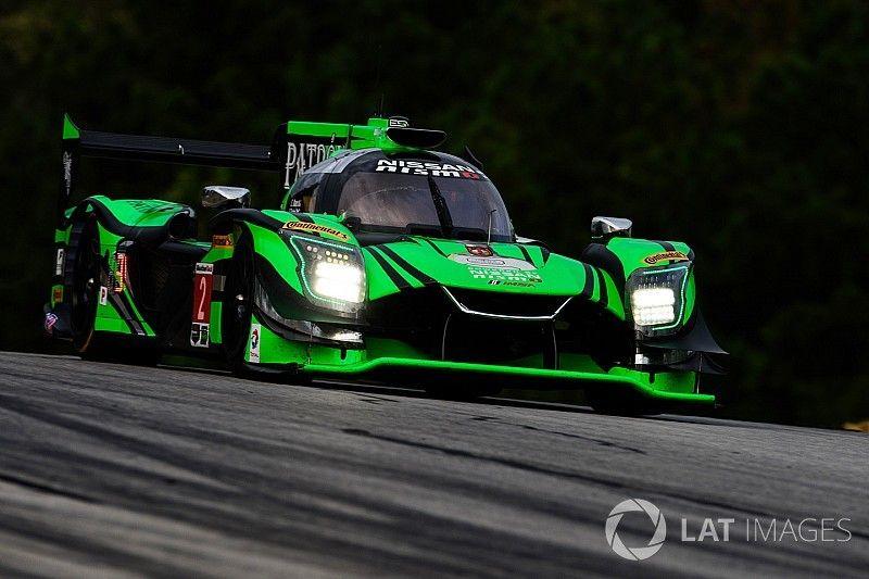 Petit Le Mans: Overwinning voor ESM Nissan na bizarre slotfase
