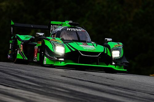 Petit Le Mans: ESM Nissans in charge after two hours