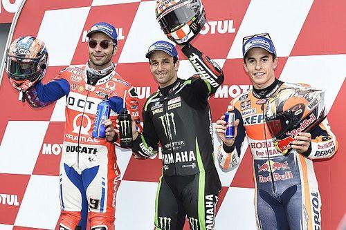 Parrilla de salida del Gran Premio de Japón