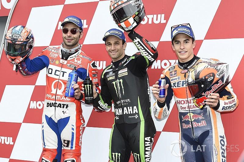 Ecco la griglia di partenza completa del GP del Giappone di MotoGP