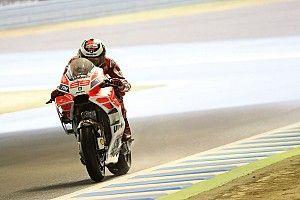 Lorenzo racet zondag op Motegi liever in de regen