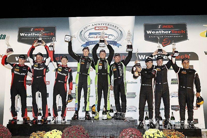Nissan vence prova de Petit Le Mans; Castroneves é 3º