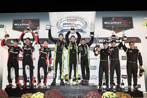 Nissan triunfa y podio para Juan Pablo Montoya en Petit Le Mans