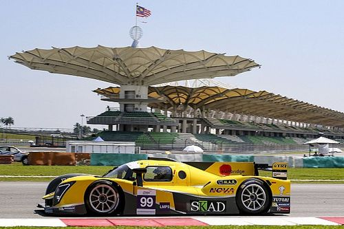 Japanese Team TKS returns to Asian Le Mans Series!