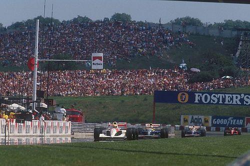 Ezen a napon: A Hungaroringen megszakad Senna nyeretlenségi sorozata
