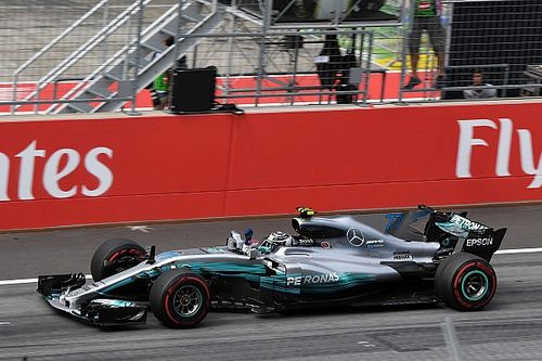 Story behind the photo: 'Flying Finnish' for Bottas