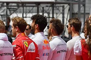 Hamilton não planeja se ajoelhar durante hino no GP dos EUA