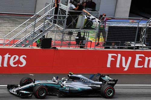 Bottas domina e Massa se recupera: imagens do domingo
