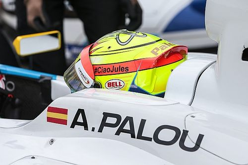 Palou joins Campos for F2 debut