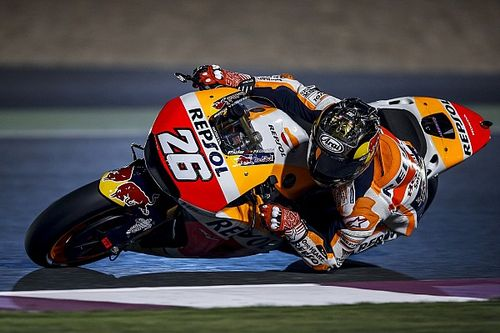 "Pedrosa feeling ""happier"" than this time last year"