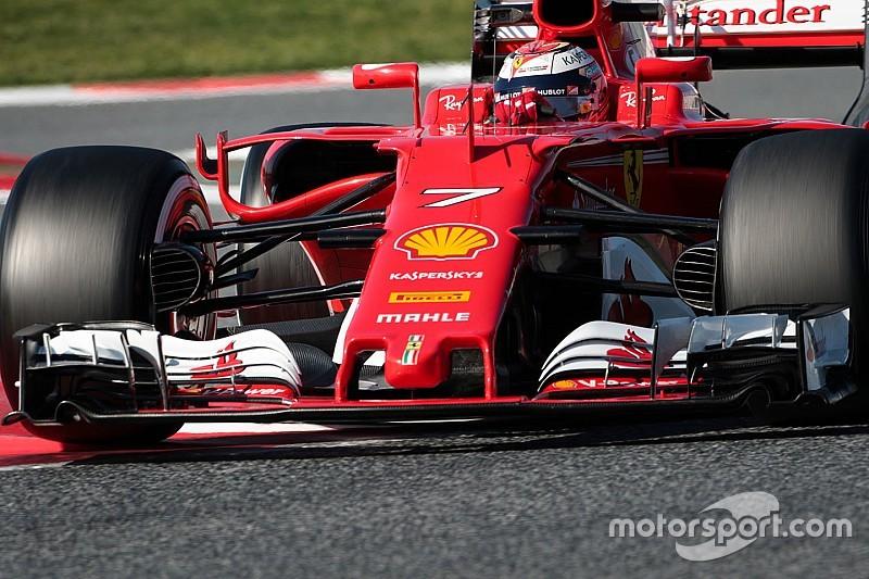 【F1】オフシーズンテスト全日程終了。最速はフェラーリ&ライコネン