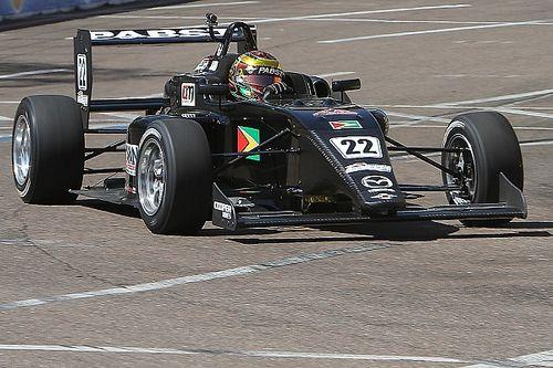 Ming tops USF2000 test at Iowa Speedway