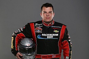 NASCAR Breaking news Two-time Modified champ Andy Seuss set for NASCAR stock car debut