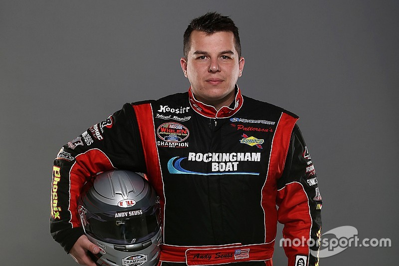 Two-time Modified champ Andy Seuss set for NASCAR stock car debut