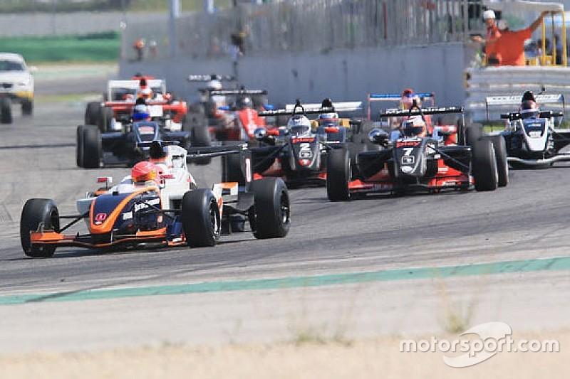 Nel 2017 ritorna in pista la Formula 2000 Light