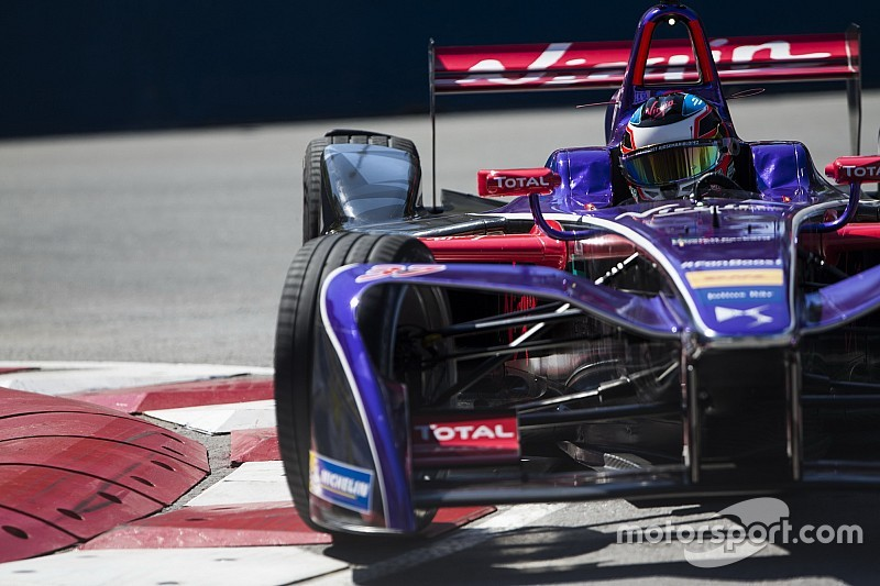 Buenos Aires ePrix: Local hero Lopez leads FP1