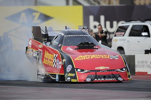 Courtney Force, Leah Pritchett lead nitro Spring Training