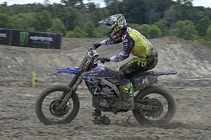 MXGP Practice report MXGP Indonesia: Kualifikasi dibatalkan, Simpson ungguli Herlings