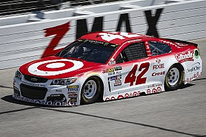NASCAR Cup Breaking news Kyle Larson just misses out on Atlanta win
