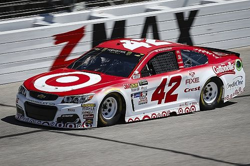Kyle Larson just misses out on Atlanta win
