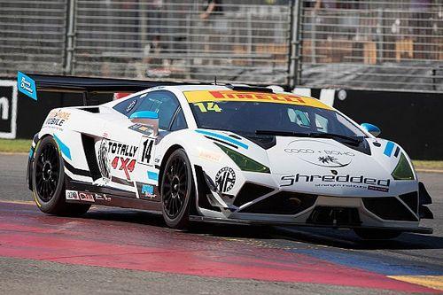Adelaide Australian GT: Rookie Pete Major wins Race 2