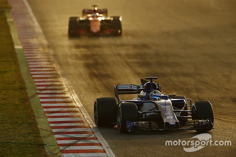 Sauber close to Honda engine deal for 2018