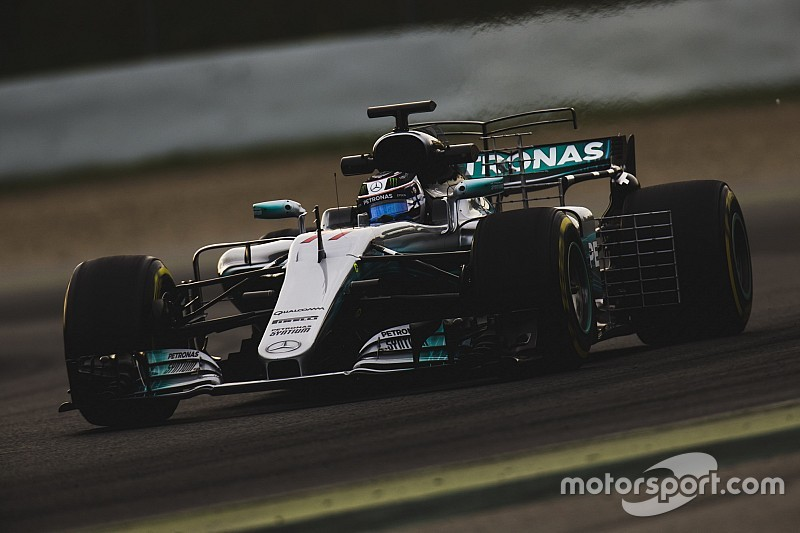 F1-Test Barcelona: Mercedes plant für 2. Woche umfangreiche Updates