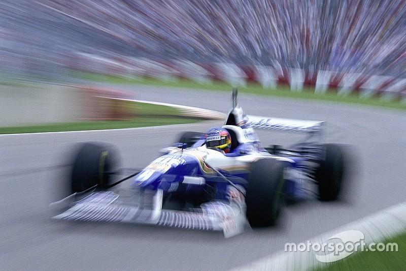 Ma 23 éve, hogy Villeneuve berobbant a Forma-1-be: pole, dobogó, leggyorsabb kör