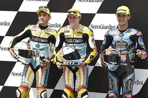 Segunda pole consecutiva de Gabriel Rodrigo en Moto3