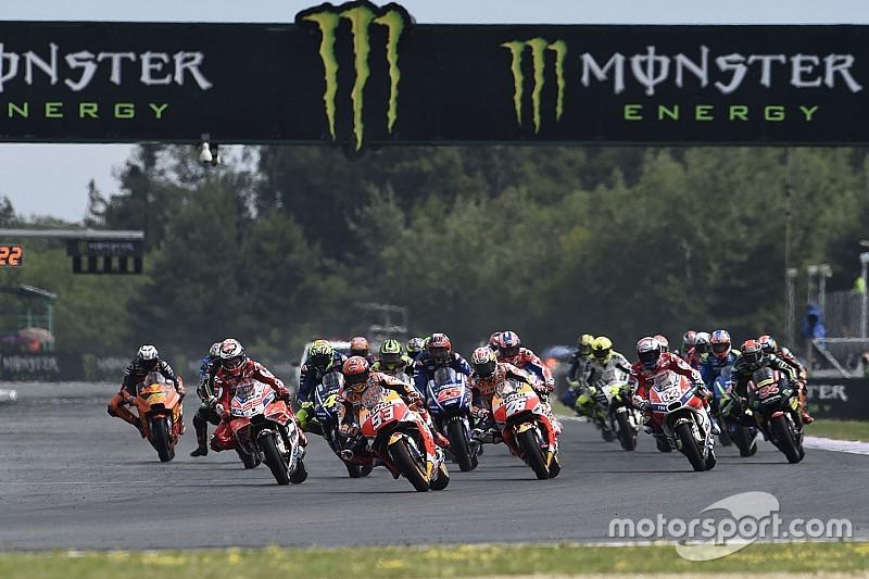 Hoe laat begint de MotoGP Grand Prix van Tsjechië?