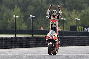 Preview MotoGP Tsjechië: Gaat Marquez door waar hij gebleven was?