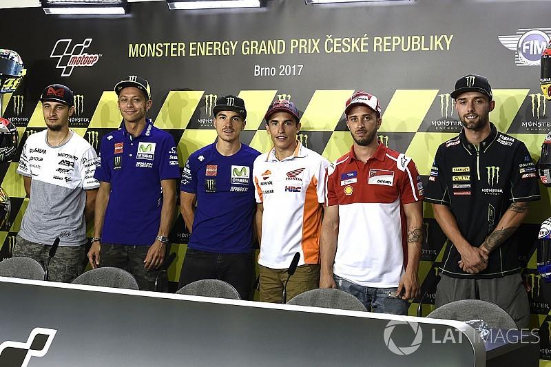 GALERI: Konferensi pers jelang MotoGP Rep. Ceko