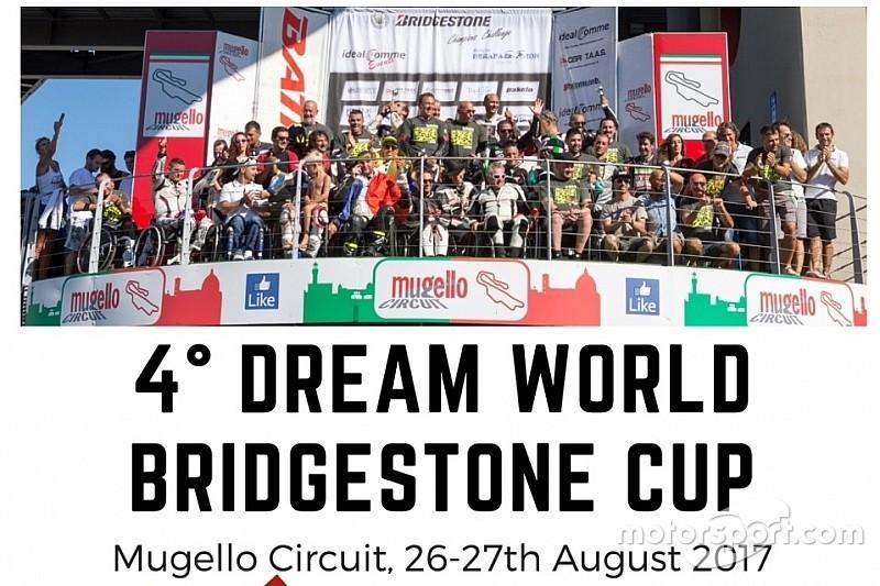 Dream World Bridgestone Cup: 42 piloti paralimpici in pista al Mugello