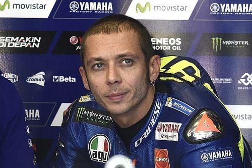 """Rossi: """"Per mettere a posto la M1 è meglio che Yamaha ascolti me"""""""