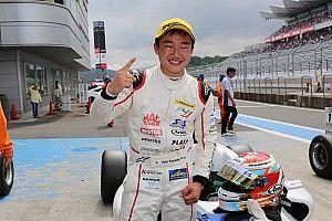 【FIA-F4】第9戦富士:角田裕毅が笹原右京を抑え、今季2勝目をマーク