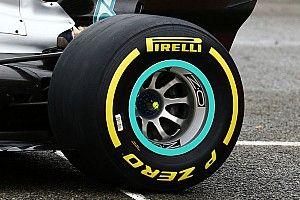 Pirelli porta ai test di Barcellona prevalentemente gomme Medium e Soft