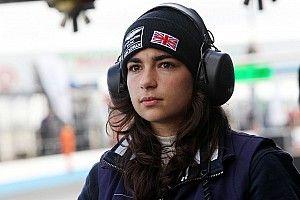 Reaksi para pembalap wanita terbelah soal W Series