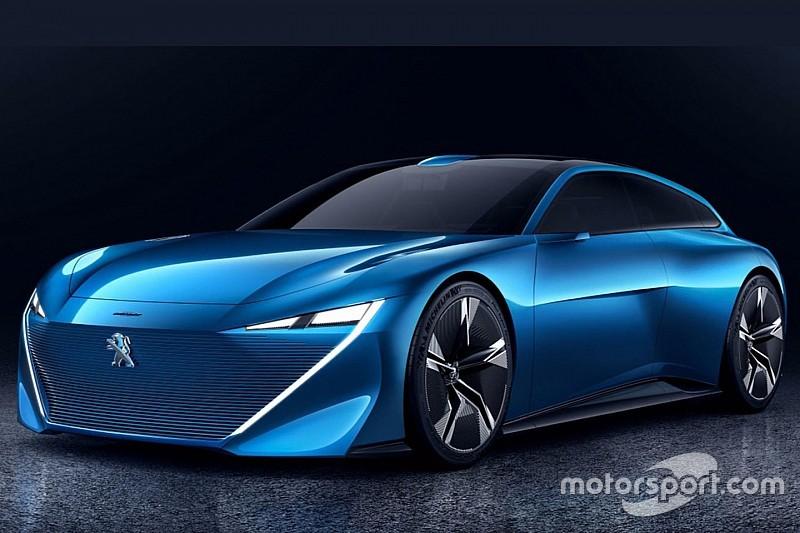 Première image du concept Peugeot Instinct