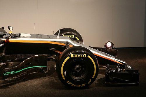 """Weshalb der Force India VJM10 eine """"Höckernase"""" hat"""