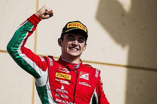Леклер стал чемпионом Формулы 2