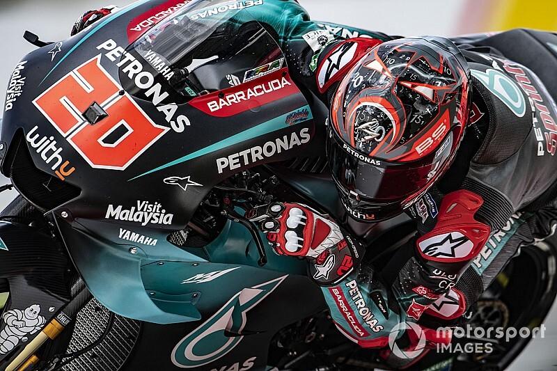 Em Valência, Quartararo conquista a última pole do ano da MotoGP